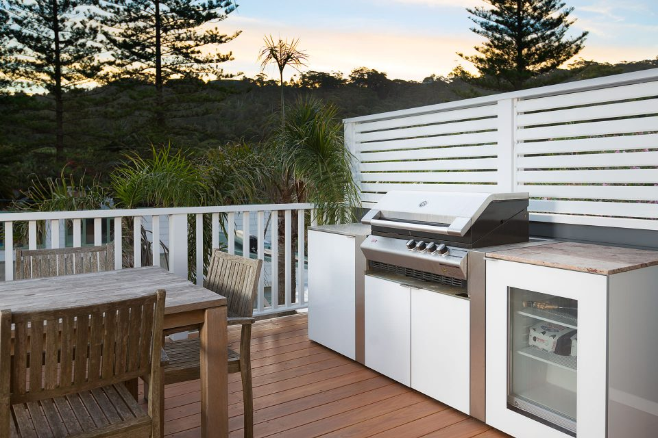 The Serpentine Bilgola Decking